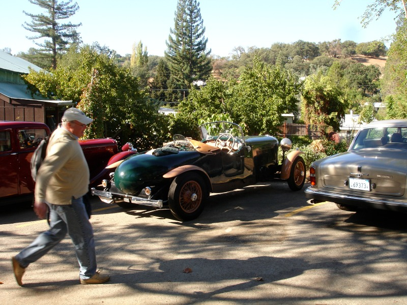 The Bentley Club - Car club events in Northern California