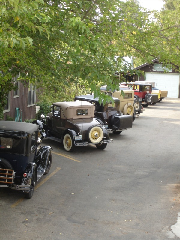 Sutter Creek car club events Amador County